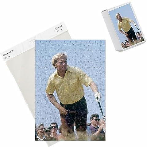 Photo Jigsaw Puzzle of Jack Nicklaus - British Open Golf Championship