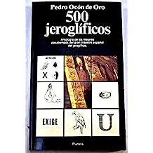 500 JEROGLÍFICOS