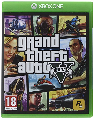 T2 TAKE TWO Grand Theft Auto 5 (GTA V) Xbox One (French)