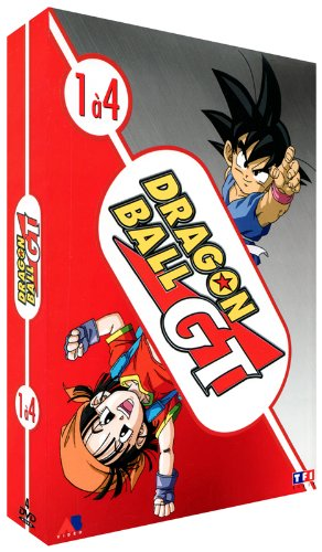 Dragon Ball GT - Coffret 1 - 4 DVD - Épisodes 1 à 16