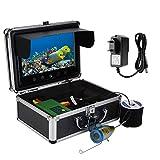 Garsent Fischfinder Kamera 30 LEDs 1000TVL 30M Unterwasser Fischerei Video Kamera HD DVR Recorder...