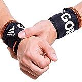 Wrist Wraps Bandagen Handgelenke für Calisthenics, Fitness, Crossfit und Bodyweight Workout für Männer und Frauen