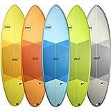 next , Hochleistungs-Easy Rider, verschiedene Farben/Größen 6m +, grau, 6'4