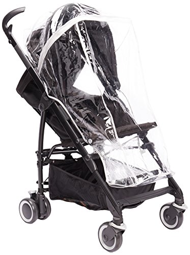 QUINNY BUZZ RAINSHIELD  CLEAR BY QUINNY