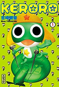 Sergent Keroro Edition simple Tome 1