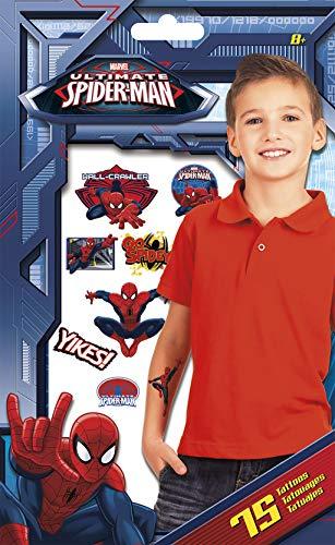 Marvel Spider-Man Tattoos-75Tattoos