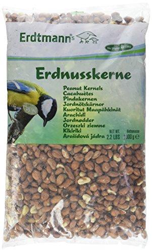 Erdtmanns Cacahuète pour Oiseaux 1 Kg