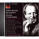 Chopin, F.: Piano Music (Kempff) (1958)