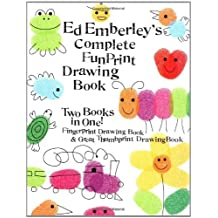 Ed Emberley's Complete Funprint Drawing Book by Ed Emberley (2002-04-01)