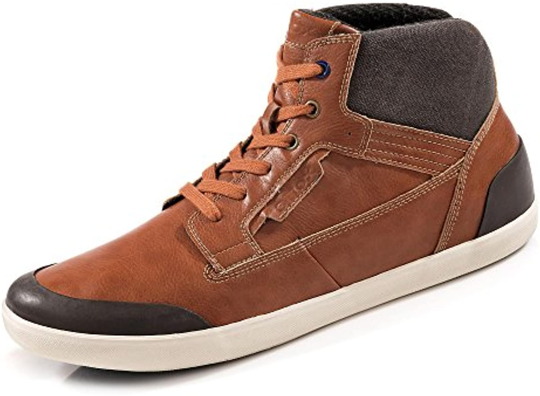 Geox Halvar U743AB 000ME C6001 J5738 Herren Sneakerboots Feine Textilinnensohle