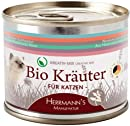 Herrmanns Bio-Nahrungsergänzung Kräuter, 1er Pack (1 x 75 g)