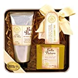 Bella Natura No. 62, Thymian, Lemongras & Minze, Beauty & Wellness Geschenkset (3-teilig)
