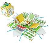 #6: Crack of Dawn Crafts 3 Layered Baby Explosion Box - Pastel Animals