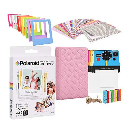 Zoll Premium ZINK-Papier-Starterkit mit Fotoalbum ()
