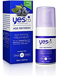 Yes To Blueberries Eye Firming Treatment, 0.5-Fluid Ounce by Yes To Inc. [Beauty] (English Manual)