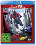 Locandina Ant-Man and the Wasp  (+ Blu-ray 2D)
