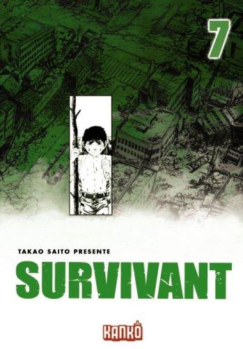 Survivants Edition simple Tome 7