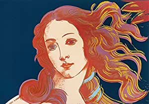 Andy Warhol Poster Art. 29 cm. 35x50 Poster Fine Art su Carta Fotografica Opaca Papiarte