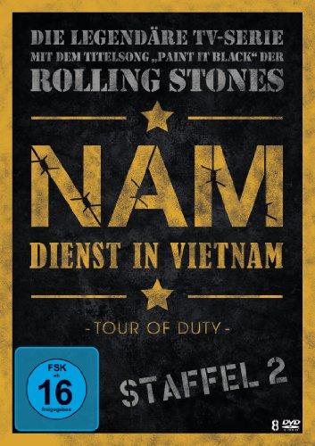 NAM - Dienst in Vietnam - Die komplette Staffel 2 [8 DVDs]