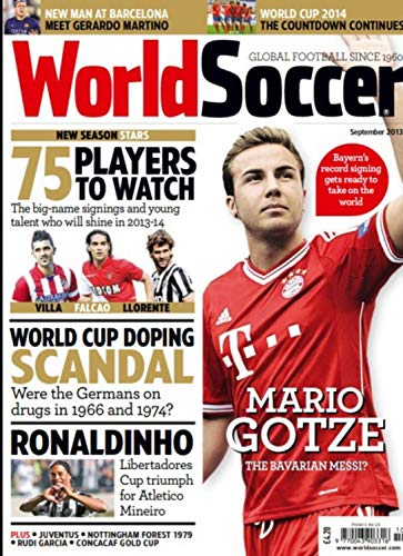 World soccer : 75 players to watch Mario Cortez (English Edition) por Andrew  Clarke