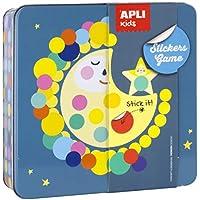 APLI Kids- Juego de gomets, Multicolor (15221) , color/modelo surtido