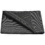 "CSTOM coche protección techo alfombrilla antideslizante para portadores de bolsas de almacenamiento de carga superior (36""x 39)"