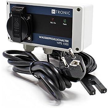 H-Tronic 1114420 Wasserpegelschalter WPS 1000: Amazon.de