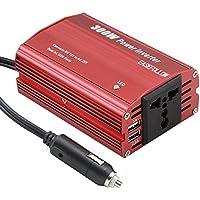 Inversor de corriente EASEFOLLOW, 300 W D, 12 V a 2320 V AC convertidor con