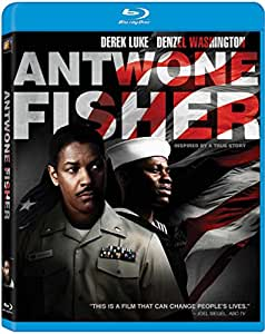 Antwone Fisher [Blu-ray] [Import anglais]