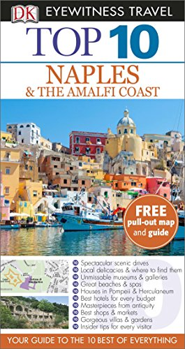 DK Eyewitness Top 10 Travel Guide: Naples & the Amalfi Coast
