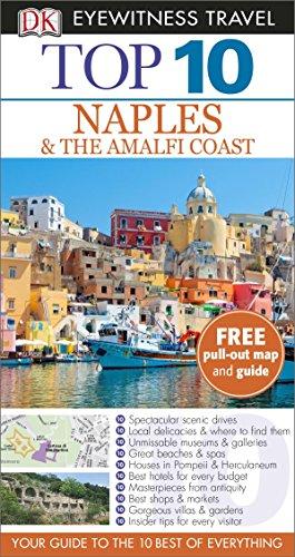 DK Eyewitness Top 10 Travel Guide: Naples & the Amalfi Coast