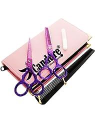 Professionell Haarscheren Set friseurscheren Haarschneideschere Effilierschere
