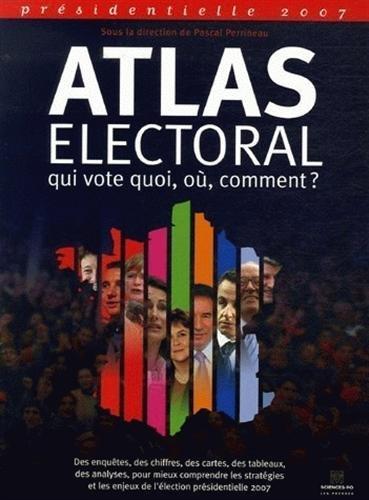 Atlas lectoral : Prsidentielle 2007