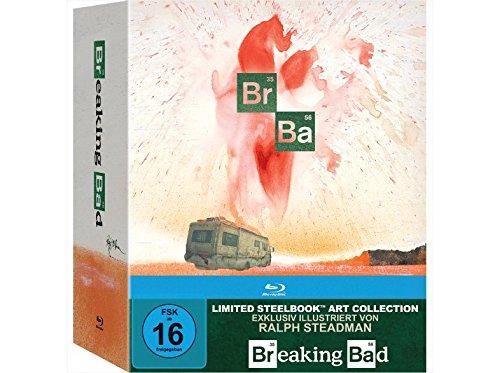 Breaking Bad: Die komplette Serie (Steelbook) [Limited Art Collection] (Die Breaking Bad Komplette Serie)