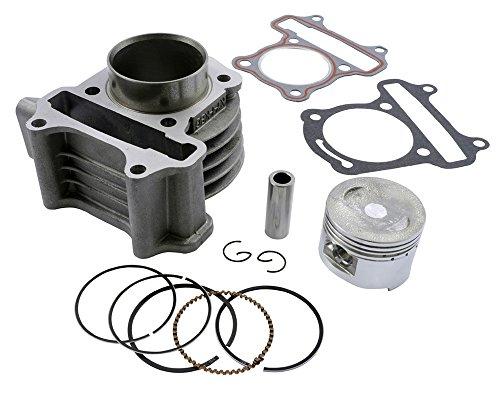 Baotian BT49QT de 18/C1/BT49QT de 18e1/BT49QT c70-c-18/F 50/ccm Cylindre de rechange /& Jeu de piston