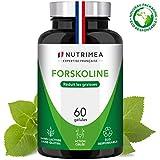 FORSKOLINE pure 500 mg/j - Brûle graisse 100% naturel - Coupe-faim - Aide à la...