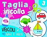 Libri su auto, treni e mezzi di trasporto per bambini