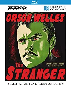 Stranger [Blu-ray] [1946] [US Import]