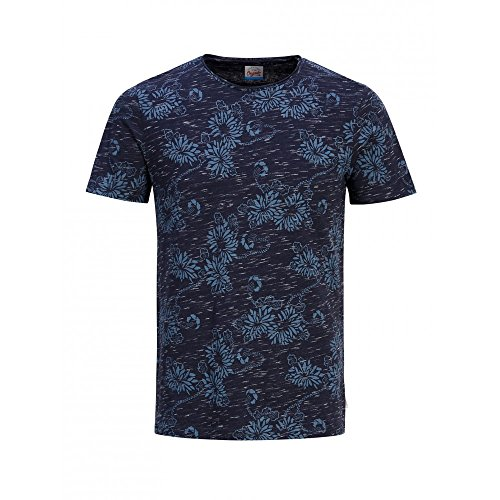 Jack & Jones - T-Shirt Jack & Jones Catalina - S, Bleu Ma