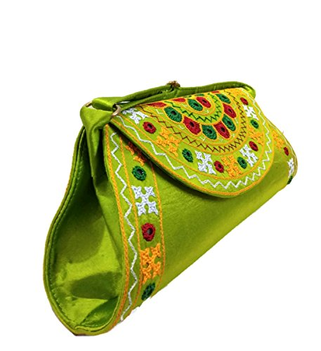 Trend, Poschette giorno donna Parrot Green