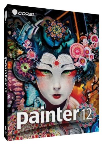 Corel Painter / v12 / Windows, Mac / englisch / CD