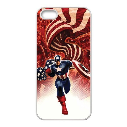 LP-LG Phone Case Of Captain America For iPhone 5,5S [Pattern-6] Pattern-5