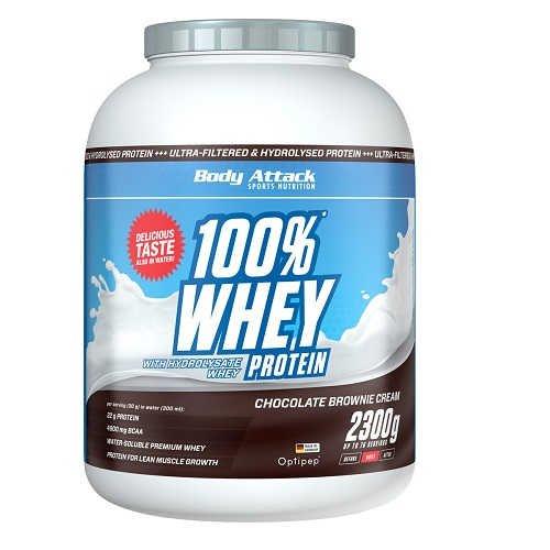 Body Attack 100 Whey Protein