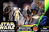 Mynock Hunt Set mit Princess Leia, Han Solo, Chewbacca und Mynock - Star Wars