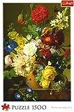 Trefl Puzzle Stillleben mit Blumen (1500Stück)