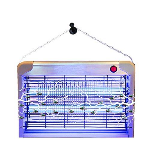 PluieSoleil Destructeur d'insectes Electrique Tue Mouche Electrique Insect Killer Electric LED Zappers 20W