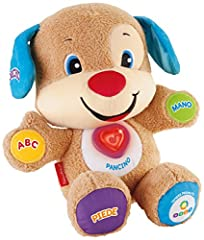 Idea Regalo - Fisher Price CDL24 - Smart Stages Il Cagnolino