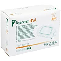 Tegaderm 3582 Verbände, Pad 3M, 5 cm x 7 cm (50-er pack) preisvergleich bei billige-tabletten.eu