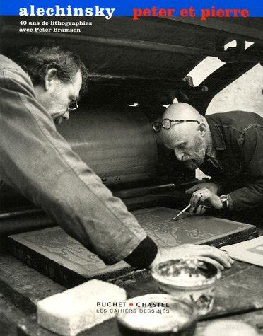 Peter et Pierre : 40 ans de lithographie avec Peter Bramsen