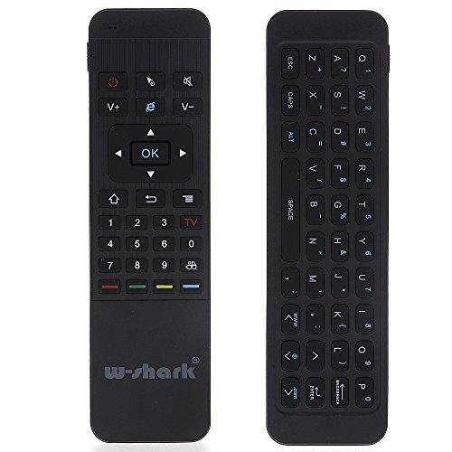 ?SP3 2,4 G wiederaufladbare kabellose Fernbedienung Tastatur Air Mouse für PC-TV-Box